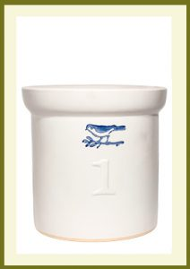 Crock - 1 Gallon Jar  $39.99