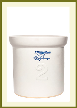 Crock - 2 Gallon Jar  $49.99