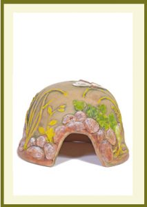 Dragonfly Handpainted Toadhouse  42.99