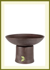 New Leaf Short Planter - Dark Stone  $59.99