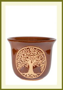 Tree of Life Planter - Golden Umber  $59.99