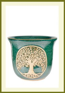Tree of Life Planter - Green  $59.99