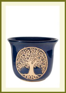 Tree of Life Planter - Heaven Blue  $59.99