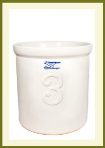 Crock - 3 Gallon Jar