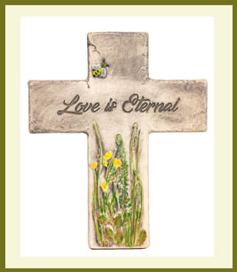 Love Is Eternal Plaque  $39.99