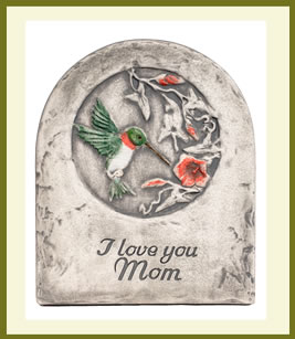 I Love You Mom Plaque $39.99