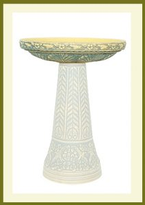 Summer Garden - Spanish Moss-Bowl $49.99
