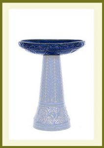 Summer Gardens - Heaven Blue-Bowl $54.99
