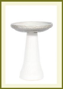 Summer Gardens - White Glaze-Bowl $54.99