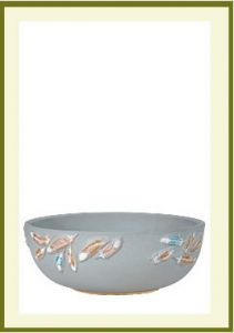 Flight Low Planter - Sky Blue $39.99