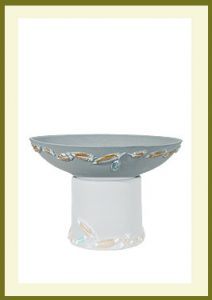 Flight Short Planter - Sky Blue Bowl $44.99