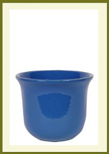 Flora Planter - Bellflower Blue $49.99