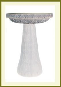 Palm-Leaf-Birdbath-Bowl  $44.99