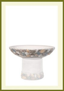 Riverstones Short Planter - Gray Bowl $44.99