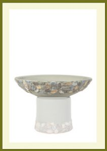 Riverstones Short Planter - Sage Bowl $44.99