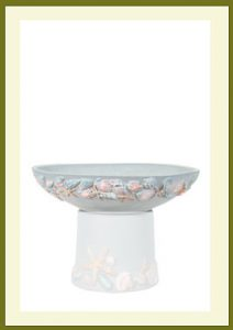 Shore Short Planter - Seabreeze Blue Bowl $44.99