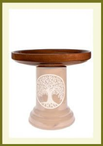 Tree-of-Life-Birdbath-Golden-Umber $49.99