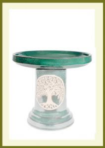Tree-of-Life-Birdbath-Green $49.99