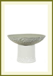Wreath-Short-Planter-Sage Bowl $44.99