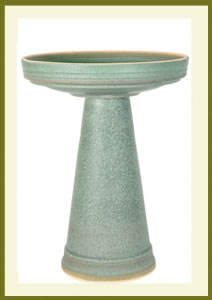 Simple Elegance Birdbath Set - Petina $119.99