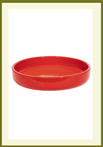 Large Shallow Dish - Candy Red  $39.99